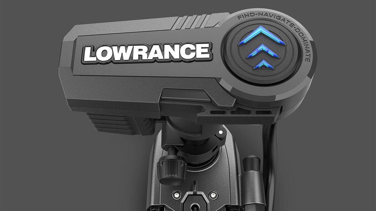 Электромотор Lowrance Ghost7