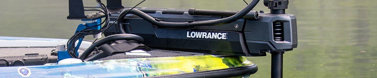 Электромотор Lowrance Ghost6