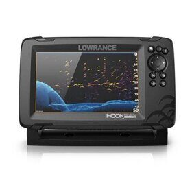 Lowrance Hook Reveal 7 HDI 50/200