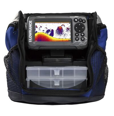 Набор Lowrance HOOK2-4x All season pack в сумке